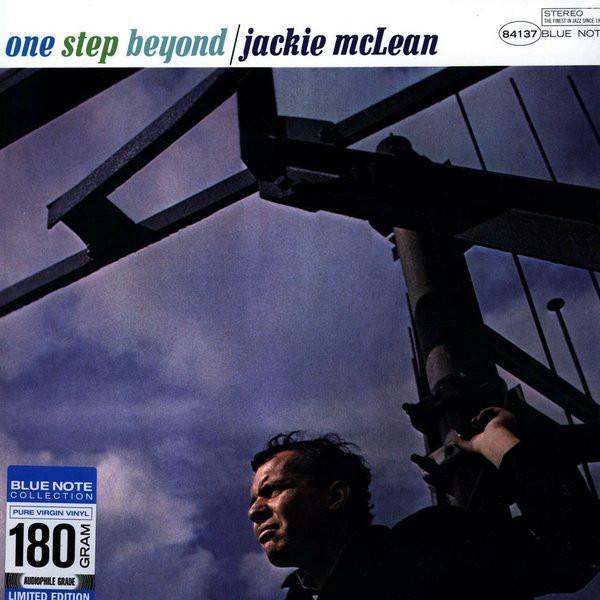 Jackie McLean One Step Beyond Vinyl