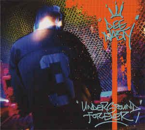Dee Nasty Underground Forver Vinyl