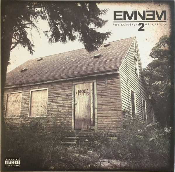 Eminem The Marshall Mathers LP 2 Vinyl
