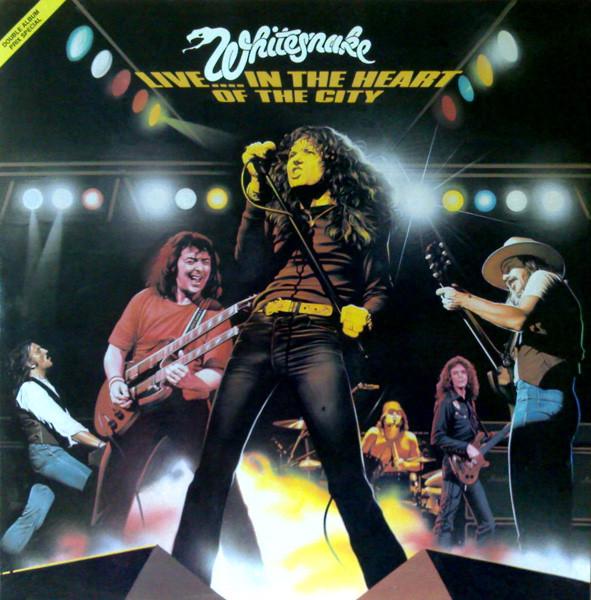 Whitesnake Live In The Heart Of The City