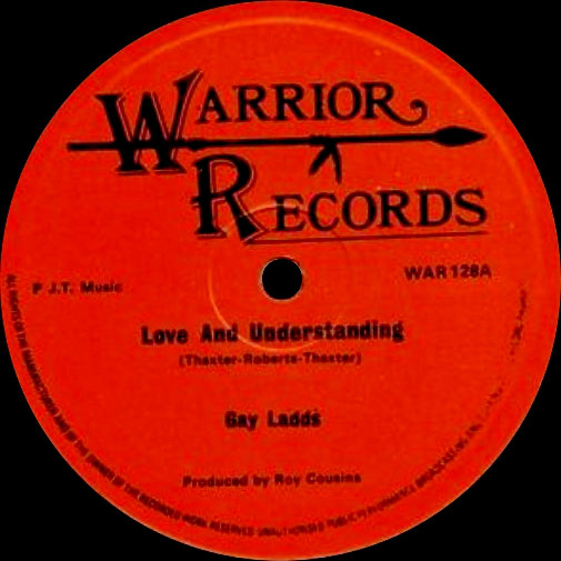 Gay Ladds Love And Understanding / Little Candle Vinyl