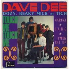 Dave Dee, Dozy, Beaky, Mick & Tich Touch Me, Touch Me Vinyl