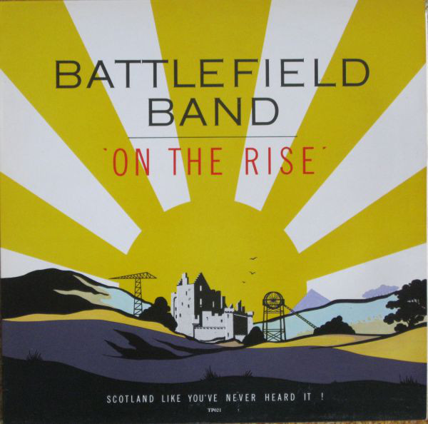 Battlefield Band On The Rise Vinyl