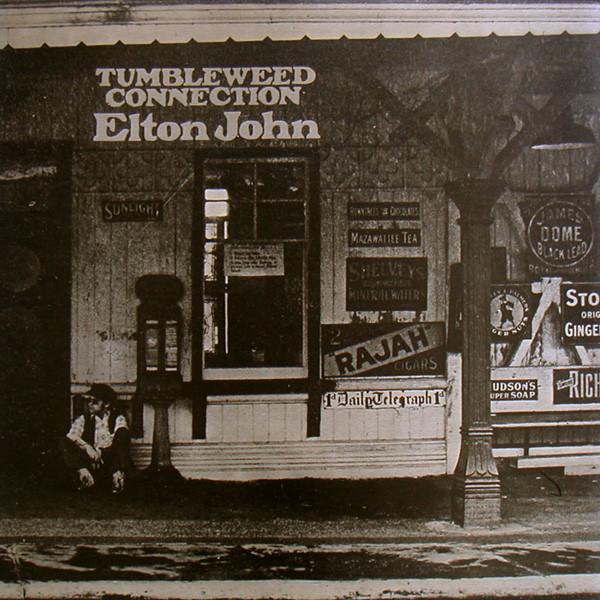 John, Elton Tumbleweed Connection