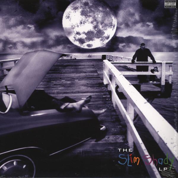 Eminem The Slim Shady LP Vinyl