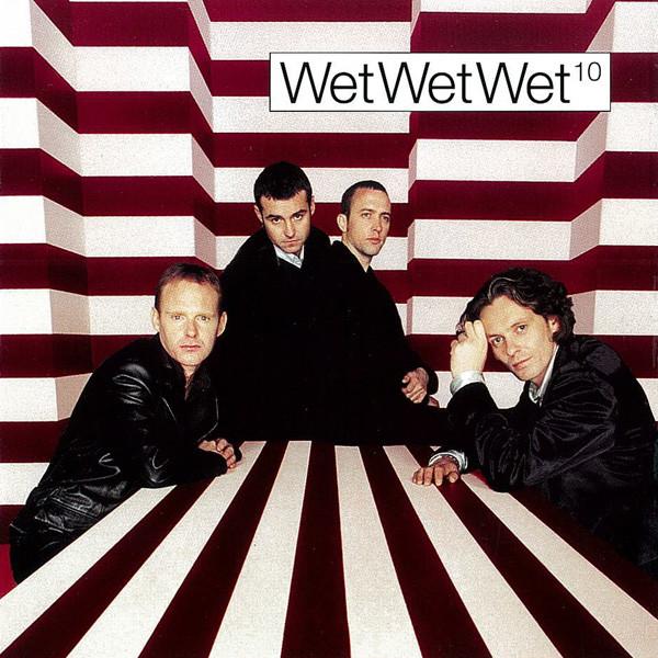 Wet Wet Wet 10 CD