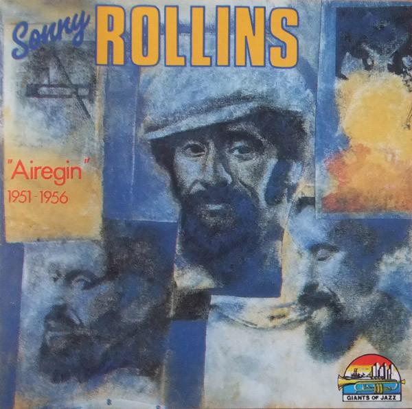 Rollins, Sonny Airegin 1951-1956 Vinyl
