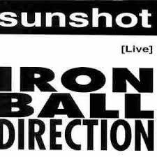 Sunshot Iron Ball Direction