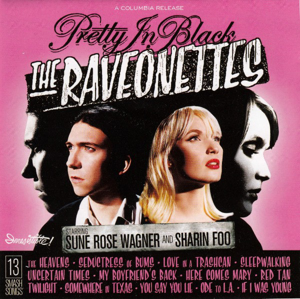 Raveonettes (The) Pretty In Black CD