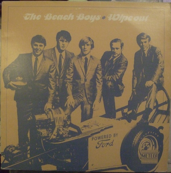 The Beach Boys Wipe Out