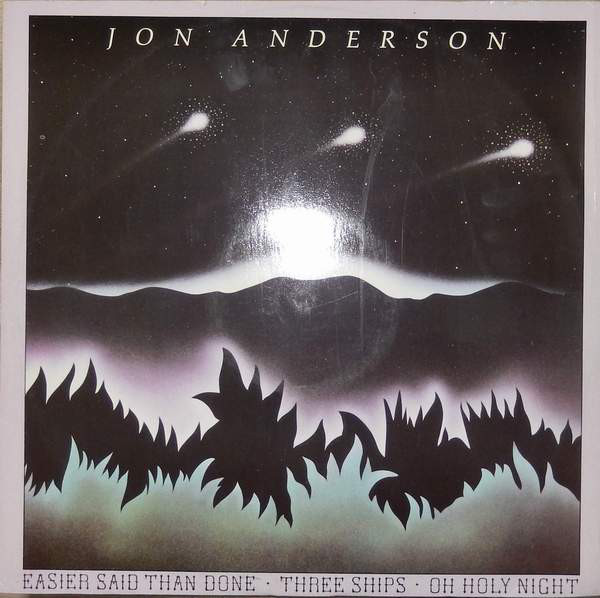 Anderson, Jon Easier Said Than Done Vinyl