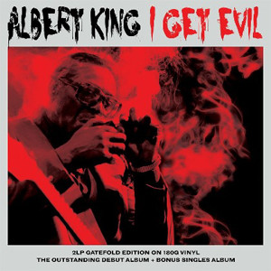 King, Albert I Get Evil Vinyl