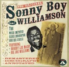 Williamson, Sonny Boy The Original Sonny Boy Williamson Volume 1