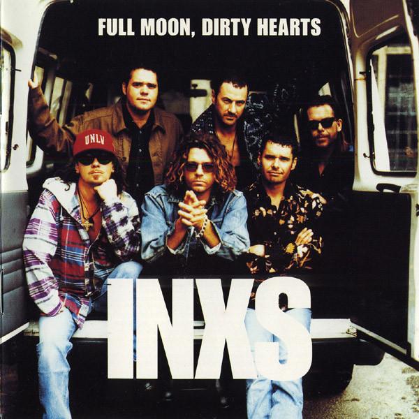 INXS Full Moon, Dirty Hearts CD