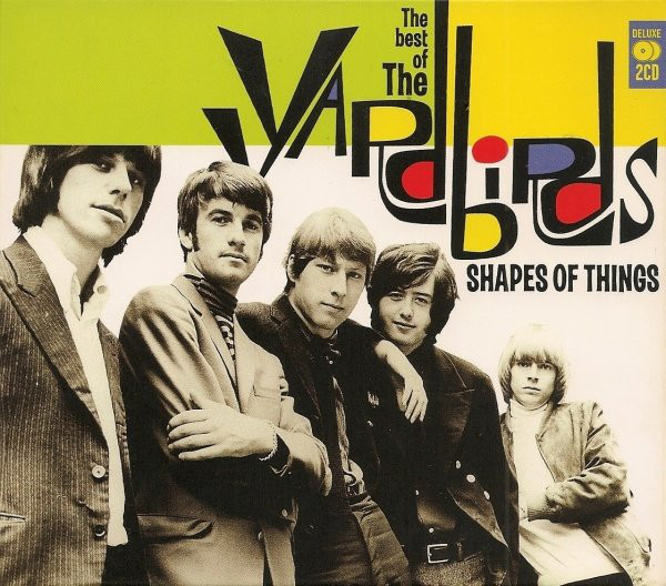 Yarbirds, The Shape of Things - The Best of The Yardbirds