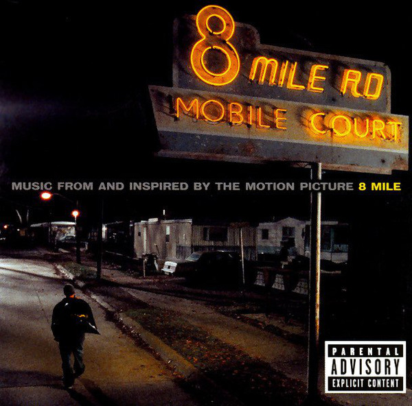 Various / Eminem Music From And Inspired By The Motion Picture 8 Mile Vinyl