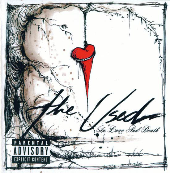 Used (The) In Love And Death CD