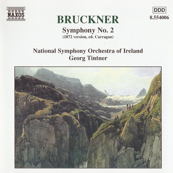 Bruckner - National Symphony Orchestra Of Ireland, Georg Tintner Symphony No. 2 (1872 Version)