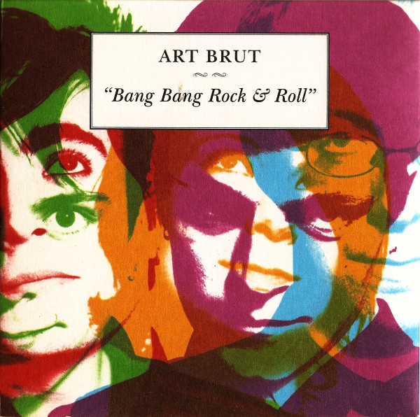 Art Brut Bang Bang Rock & Roll CD