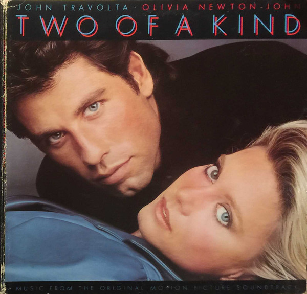 Various - Music From The Original Motion Picture Soundtrack Two Of A Kind Vinyl