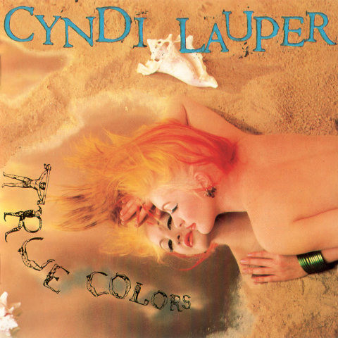 Lauper, Cyndi True Colors