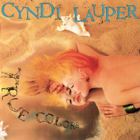 Lauper, Cyndi True Colors CD