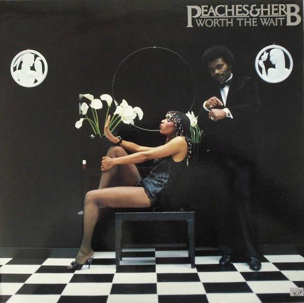 Peaches & Herb Worth The Wait Vinyl