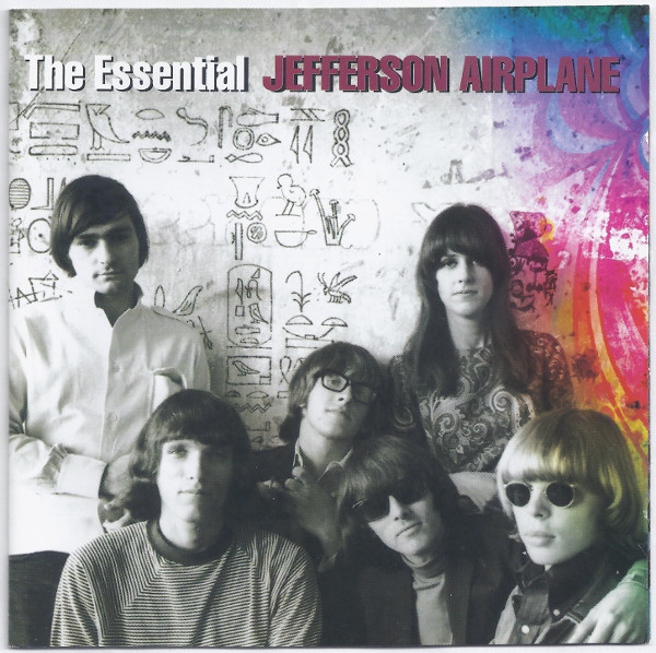 Jefferson Airplane The Essential Jefferson Airplane CD