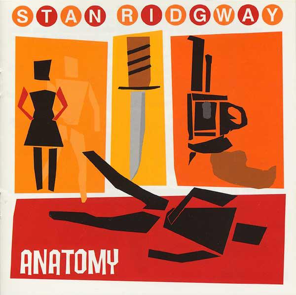 Ridgway, Stan Anatomy CD