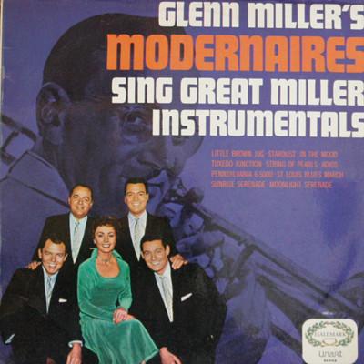 Modernaires Glenn Miller's Modernaires Sings Great Miller Instrumentals Vinyl