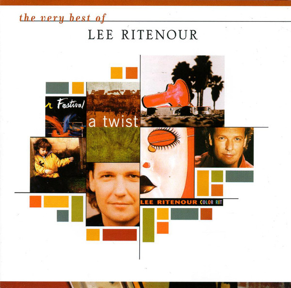 Ritenour, Lee The Very Best Of Lee Ritenour Vinyl