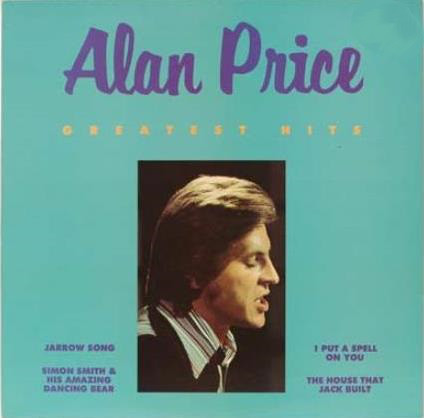 Price, Alan Greatest Hits