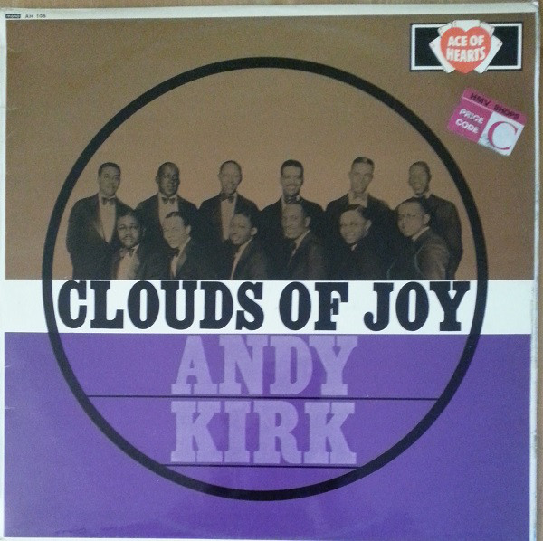 Kirk, Andy Clouds Of Joy Vinyl
