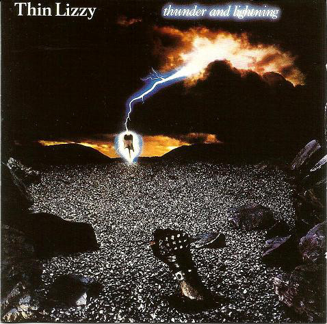 Thin Lizzy Thunder & Lightning