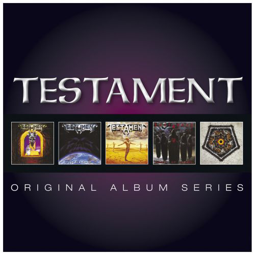 Testament Original Album Series