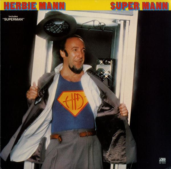 Mann, Herbie Super Mann Vinyl