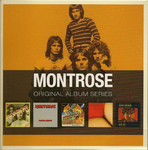 Montrose Original Album Series