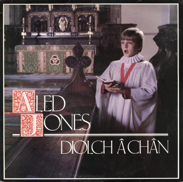 Jones, Aled Diolch A Chan Vinyl
