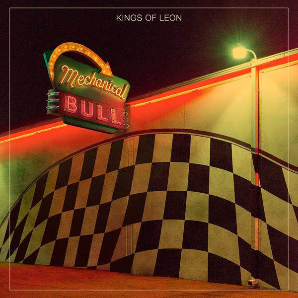 Kings Of Leon Mechanical Bull CD