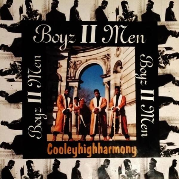 Boyz II Men Cooleyhighharmony Vinyl