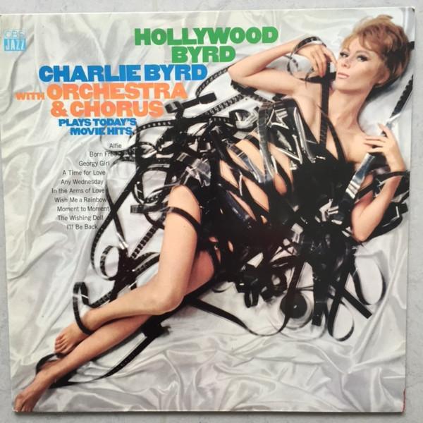 Charlie Byrd Hollywood Byrd Vinyl