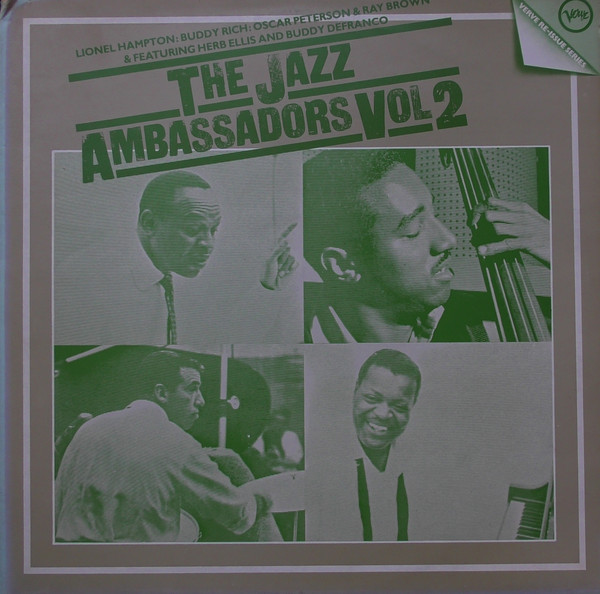 Various The Jazz Ambassadors Vol 2
