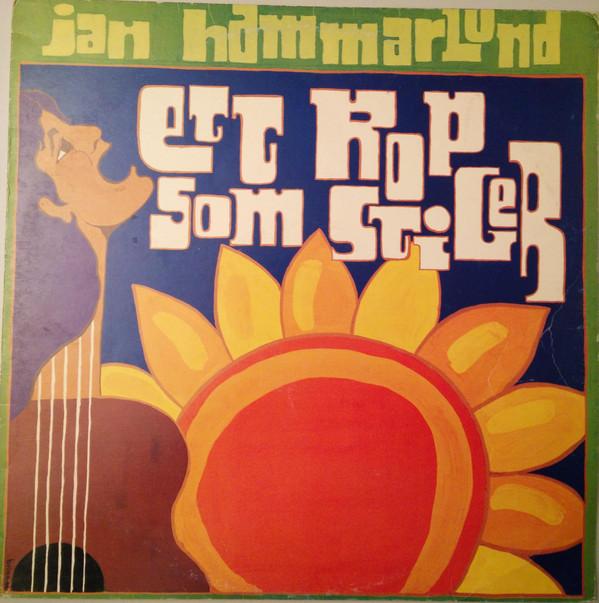 Hammarlund, Jan Ett Rop Som Stiger Vinyl