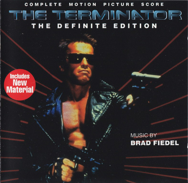 Brad Fiedel The Terminator (Complete Motion Picture Score) CD