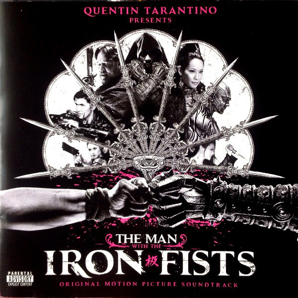 Various The Man With The Iron Fists - Original Motion Picture Soundtrack
