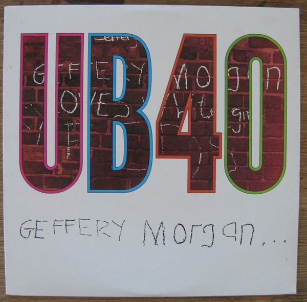 UB40 Geffery Morgan