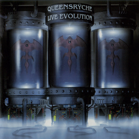 Queensryche Live Evolution