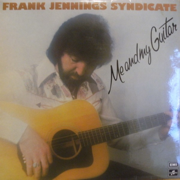 Frank Jennings Syndicate Me And My Guitar Vinyl