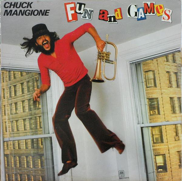Mangione, Chuck Fun And Games Vinyl