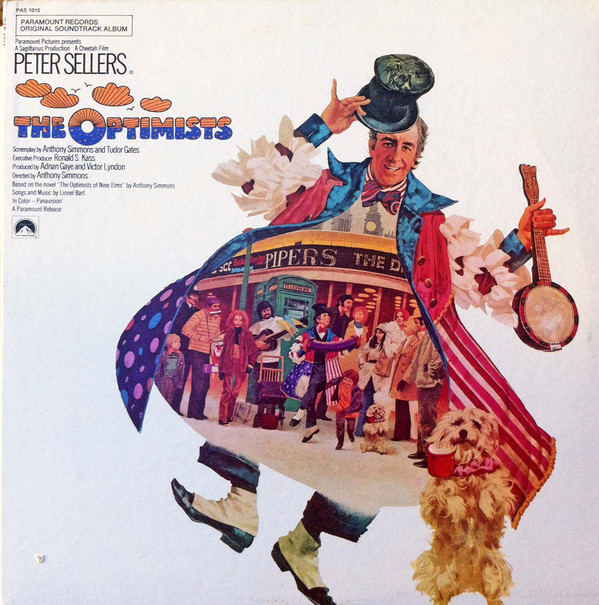 The Optimists Orchestra The Optimists (Original Soundtrack Album)